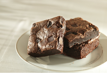 HonorHealth - Fudgy Black Bean Brownies