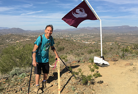 HonorHealth Rehabilitation Hospital helps injured hiker rise again