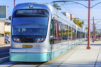 Phoenix Lightrail - HonorHealth Medical Group - Keeping Phoenix healthy