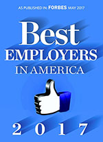 Forbes named HonorHealth on of the best employers in America