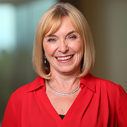 Wendy Crawford, Senior Vice President, Chief Human Resources & Marketing Officer