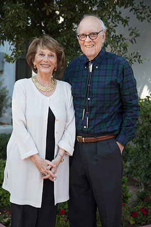 HonorHealth Foundation - A tribute to Joy and Howard Berlin