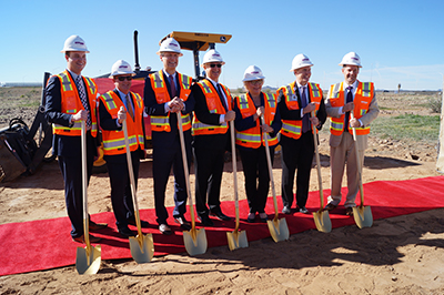 HonorHealth Sonoran Medical Center groundbreaking ceremony