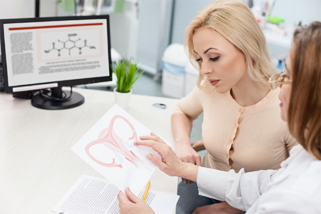 Vaginal repair surgery options at HonorHealth