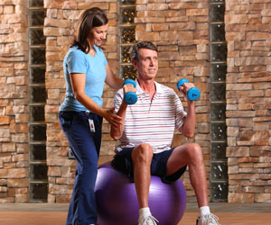 HonorHealth cancer care - exercise rehabilitation