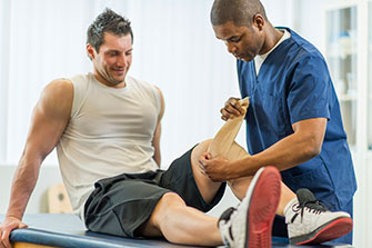 treatment for sports injuries at HonorHealth