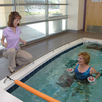 HonorHealth - Aquatic Therapy Services