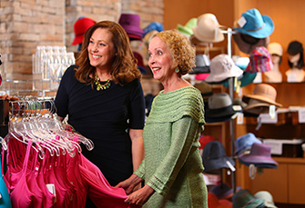 Tina's Treasures cancer boutique - HonorHealth