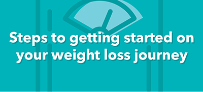 Getting started with your weight loss journey at HonorHealth