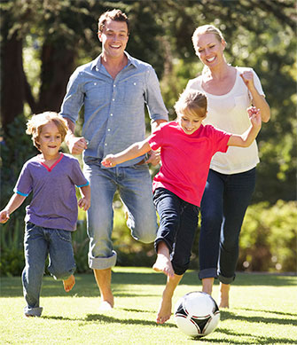 Six Easy Steps to Family Wellness  HonorHealth