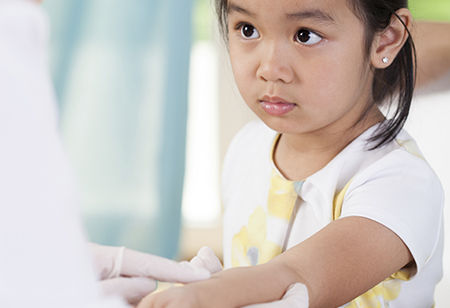 Top 5 Reasons to Vaccinate Your Child