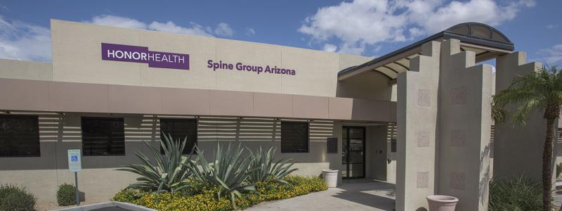 HonorHealth Spine Group Arizona