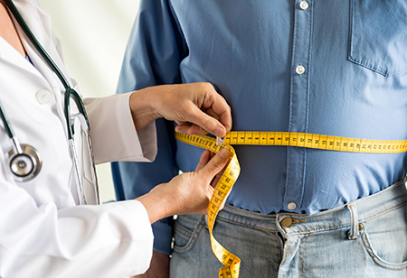 Effects of waist size on your health and how to measure your waist circumference